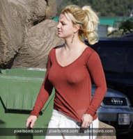 Bras for Britney