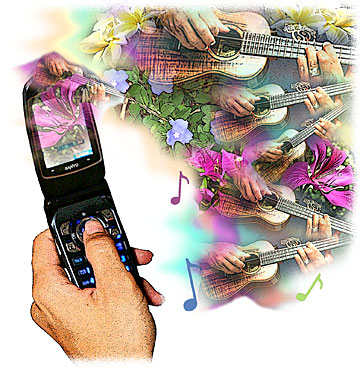 Hawaii enters ringtone market