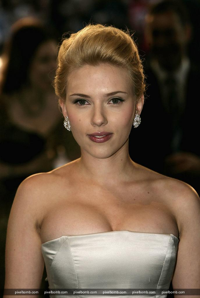 Scarlett Johansson is setting a trend