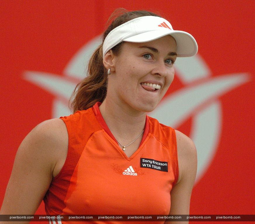 Martina Hingis Tennis Player