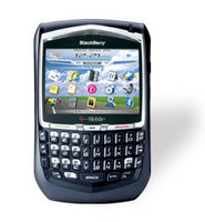 T-Mobile rocks the new BlackBerry 8700g