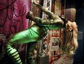 Britney Spears wax statue