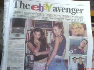 eBay avenger