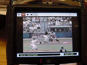 Sona video player for BlackBerry