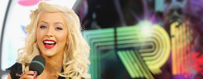 Christina Aguilera on TRL