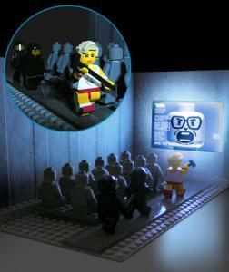 PodBrix 1984 Lego Playset