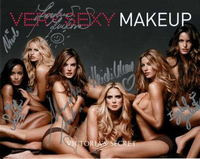 Victoria's Secret Angels Very Sexy Makeup