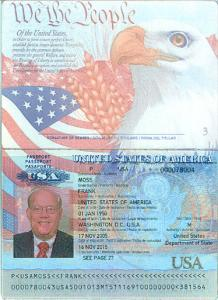United States e-Passport