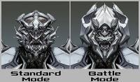 Megatron head