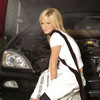 Ashlee Simpson Keith Munyan photoshoot
