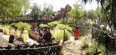 Banksy hacks Disneyland