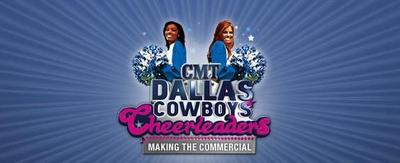 Dallas Cheerleader commercial
