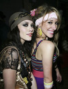 Hilary and Haylie Duff Halloween pictures