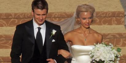 Jessica Alba married on Fantastic Four 2