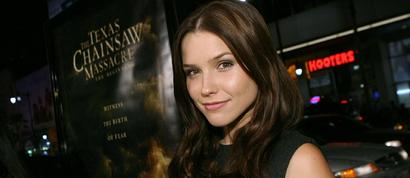 Sophia Bush at Texas Chainsaw Massacre premier