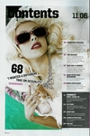 Christina Aguilera in Blender magazine