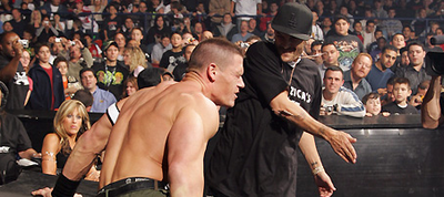Kevin Federline on RAW