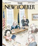 New Yorker magazine Cover of the Year