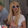 Paris Hilton shopping