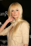 Paris Hilton at William Rast show