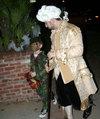 Christina Aguilera Halloween costume