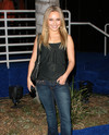 Hayden Panettiere at Helio launch party
