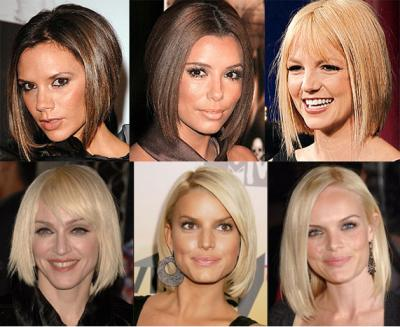 Hollywood haircuts