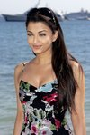 Aishwarya Rai exposed her cleavage in Cannes