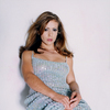 Alyssa Milano exposed her cleavage in a photoshoot