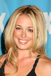 Cat Deeley exposed her hot body in a slinky dress