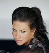 Evangeline Lilly exposed her bikinis