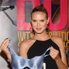 Heidi Klum exposed her favorite bra