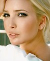 Ivanka Trump exposed her classy cleavage in a photoshoot
