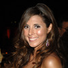 Jamie Lynn Sigler exposed her cleavage in a hot dress