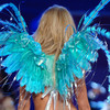 Karolina Kurkova exposed her bras and panties for Victorias Secret