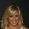 Kristin Cavallari exposed her pink bra under a tank top