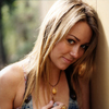 Lauren Conrad exposed her cleavage