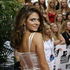 Maria Menounos exposed her cleavage
