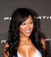 Megan Good exposed her plunging cleavage