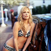 Molly Sims exposed her SI bikini shoot