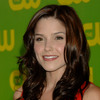 Sophia Bush exposed her plunging cleavage