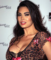 Tera Patrick exposed her cleavage and butt in a sexy halloween costume