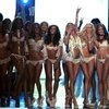 Models exposed their bra and panties for Victorias Secret
