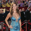 Vanessa Minnillo exposed her sexy cleavage