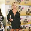 Victoria Silvstedt exposed her plunging cleavage