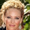 Virginia Madsen exposed her cleavage